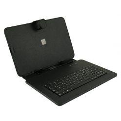 """LC POWER klávesnicové pouzdro na 10"""" tablet PC, český layout, micro USB"""
