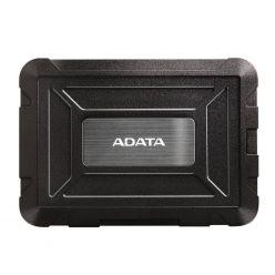 "ADATA ED600 odolný externí box pro 2.5"" disk, USB 3.0, černý"
