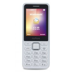 "myPhone 6310   2,4"" /Dual SIM/bílá"