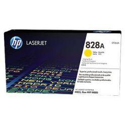 HP 828A, zobrazovací válec, žlutý, 30.000 stran, CF364A