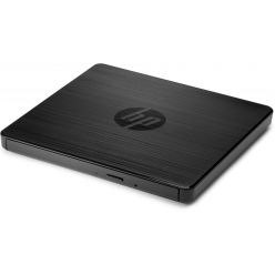 HP externí slim DVD±RW mechanika pro ultrabooky, USB 2.0, černá