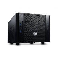 CoolerMaster Elite 130, mini ITX skříň, USB 3.0, černá