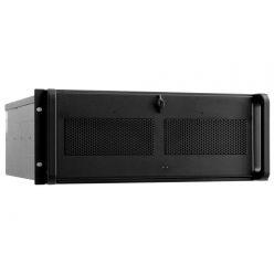 "CHIEFTEC rack 19"" 4U UNC-410S-B-U3, 400W zdroj, USB 3.0, černý"
