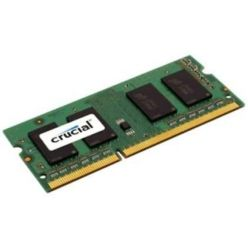 Crucial 1GB DDR2 667MHz, CL5, SO-DIMM, 1.8V