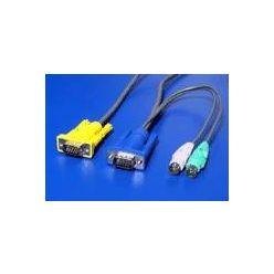 Kabel pro přepínač počítačů 14.99.3222/23, PS2, 3m