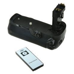 Baterry Grip Jupio pro Canon EOS 7D MKII (2x LP-E6 nebo 6x AA)