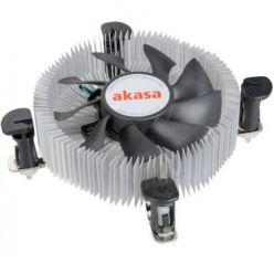 AKASA AK-CCE-7106HP, chladič CPU pro Intel, Low Profile, pro mITX