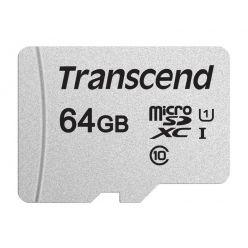 Transcend 300s 64GB microSDXC karta, UHS-I U1
