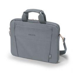"""Dicota Eco Slim Case BASE - Brašna na notebook - 13"""" - 14.1"""" - šedá"""