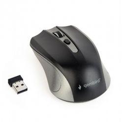 Gembird bezdrátová myš MUSW-4B-04-GB černostříbrná