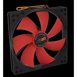 AIREN RedWingsExtreme, ventilátor 180x25mm, 100rpm, 23.5dB, 3-pin