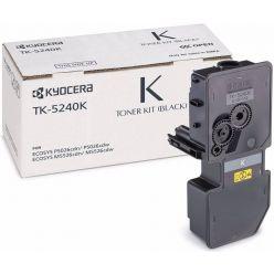 Kyocera toner TK-5240K/M5526cdn;cdw, P5026cdn;cdw/ 4 000 stran/ Černý