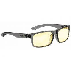 GUNNAR herní brýle ENIGMA SMOKE / kouřové obroučky/ jantarová skla