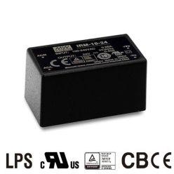 MEANWELL • IRM-10-24 • Průmyslový napájecí zdroj na PCB 24V 10W