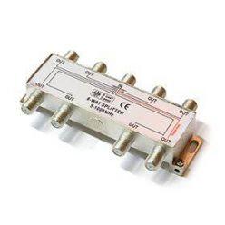 TV/FM Rozbočovač R-8 (5-1000 MHz) - 1x napájecí větev