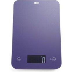 ADE GERMANY Kuchyňská váha KE 924 Slim purple