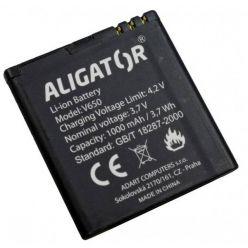 Aligator Baterie V650, Li-Ion 1000 mAh, originální