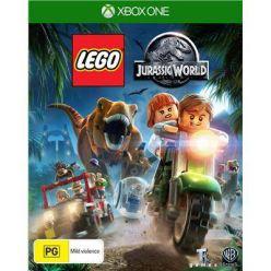 XOne hra Lego Jurassic World