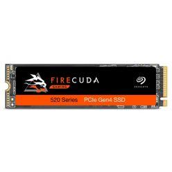 Seagate FireCuda 520 - 1TB SSD M.2 2280 (PCIe 4.0), TLC, 5GR/4.4GW