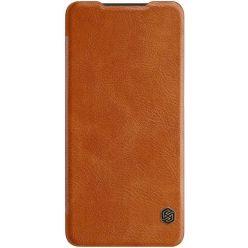 Nillkin Qin Book Pouzdro Samsung A21s Brown