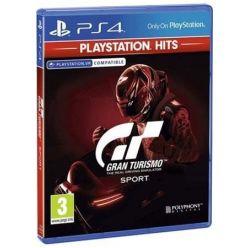 PS4 hra Gran Turismo Sport HITS
