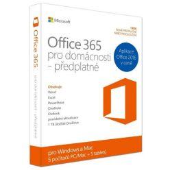 Microsoft 365 Family CZ - předplatné na 1 rok, elektronicky