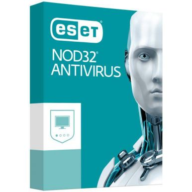 Update ESET NOD32 Antivirus - 3 inst. na 1 rok, elektronicky