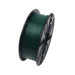 GEMBIRD 3D PLA plastové vlákno pro tiskárny, průměr 1,75mm, 1kg, vánoční zelená