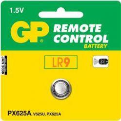 GP 625A (PX625A, V625U, LR9), 1.5V - 1 ks
