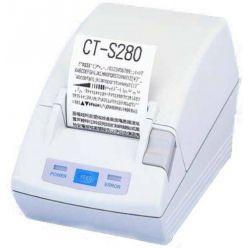 Tiskárna Citizen CT-S280 RS232, externí zdroj, odtrhávací lišta, bílá