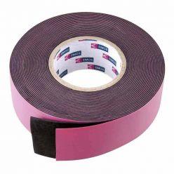 Emos samovulkanizační páska 25mm / 5m, černá
