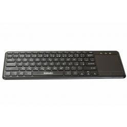 EVOLVEO WK32BG bezdrátová klávesnice s touchpadem, CZ