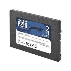 """Patriot P210 - 2TB, 2.5"""" SSD, QLC, SATA III, 520R/430W"""