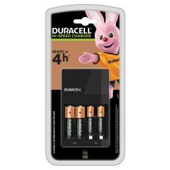 Duracell nabíječka CEF1 + baterie 2xAA a 2xAAA
