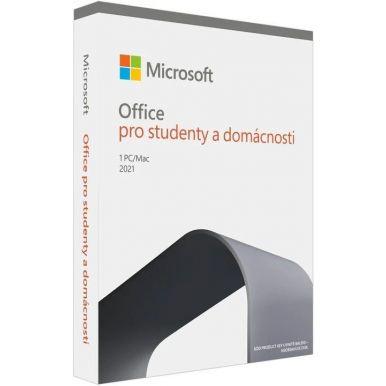 Microsoft Office 2021 pro studenty a domácnosti (všechny jazyky) - elektronicky