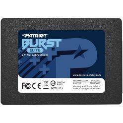 "Patirot Burst Elite 960GB, 2.5"" SSD, SATA III, 450R/320W"