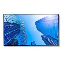 """NEC 55"""" MultiSync E557Q - VA LED/3840x2160/4000:1/8ms/350cd/m2/VGA/3 x HDMI/ 16/7 proof/ Media Player/černý"""