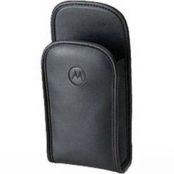 Příslušenství Motorola MC55/MC56/MC57, kožené pouzdro bez opasku