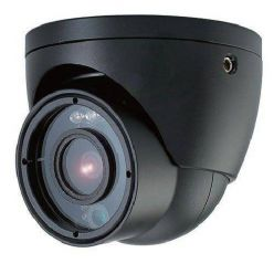 VISION VDA30EH-B37IR Venkovní antivandal mini analogová kamera (960H), bílá