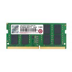 Transcend 16GB DDR4 2400MHz CL17, SO-DIMM