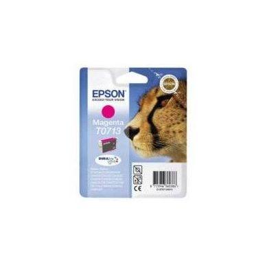 Epson T0713 purpurová inkoustová cartridge, 5.5ml, C13T07134010