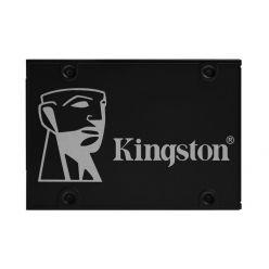 """Kingston KC600 - 256GB, 2.5"""" SSD, TLC, SATA III, 550R/500W"""