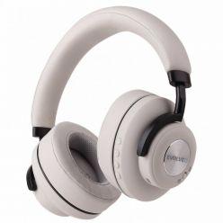 EVOLVEO SupremeSound 4ANC, BT, bezdrátová sluchátka s mikrofonem, ANC, šedá