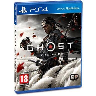 PS4 hra Ghost of Tsushima