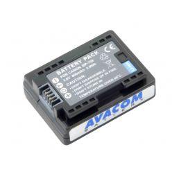 Náhradní baterie AVACOM Canon BP-709 Li-Ion 3.6V 890mAh 3.2Wh