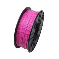 GEMBIRD 3D PLA plastové vlákno pro tiskárny, průměr 1,75mm, 1kg, růžová