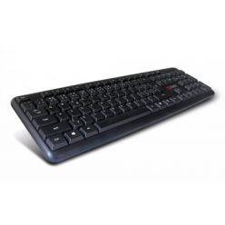 C-TECH klavesnice CZ/SK KB-102 USB slim black