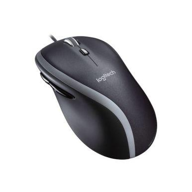 Logitech Advanced Corded Mouse M500s Black