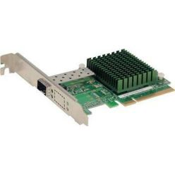 SUPERMICRO AOC-STGN-I1S Single SFP+ 10Gb/s, PCI-e 8x, Gen 2 (5GT/s) Card, LP