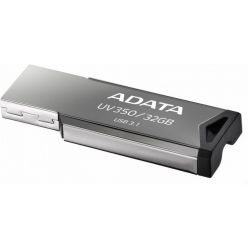 ADATA UV350 32GB flash disk, USB 3.0 stříbrný
